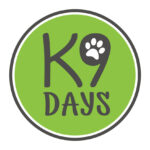 k-9-days-logo-design